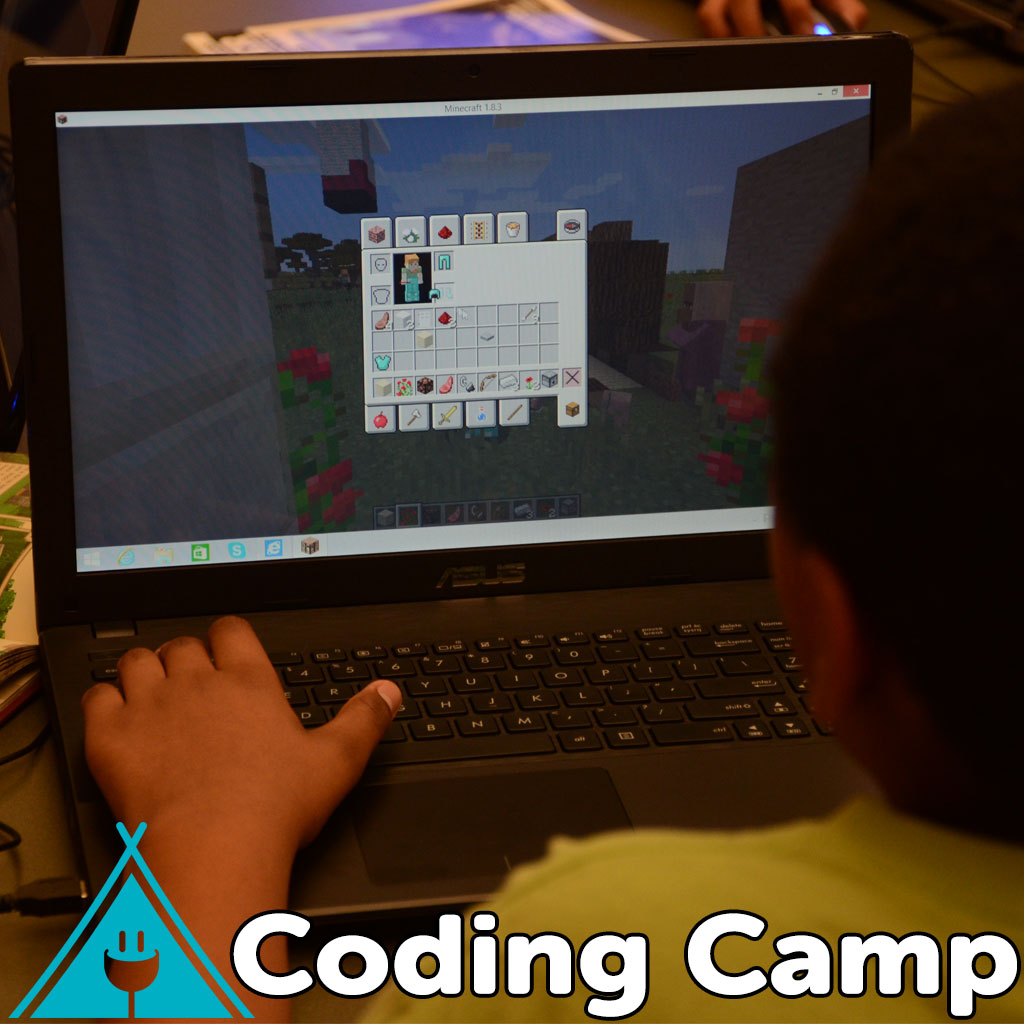 Connected Camps Coding Camp